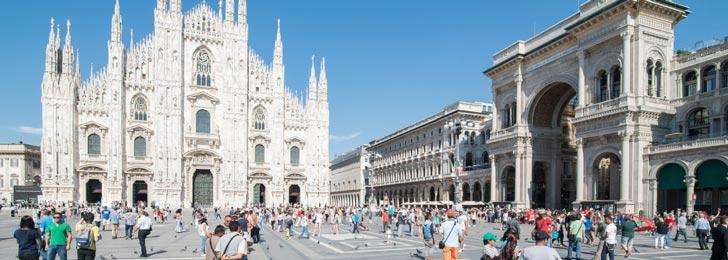 Alojarse en el Centro de Milán