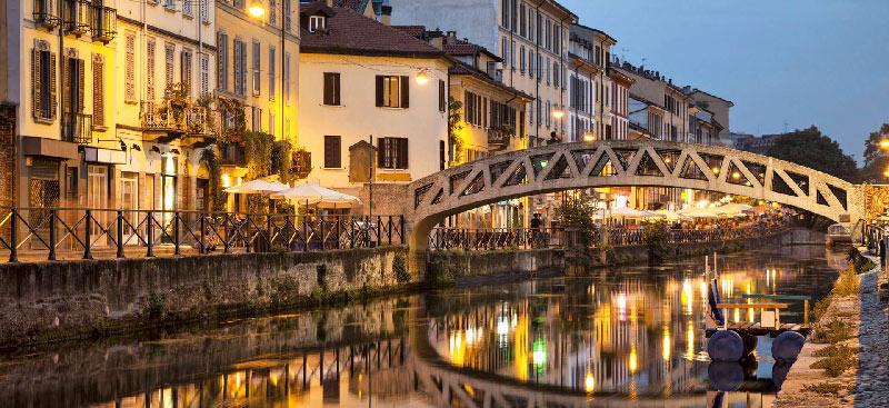 Donde alojarse en Navigli, Milán