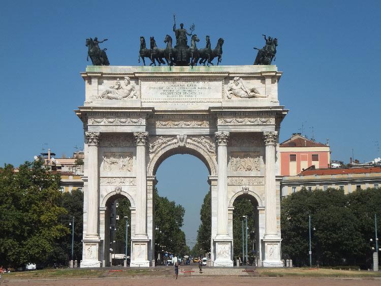 El Arco de la Paz