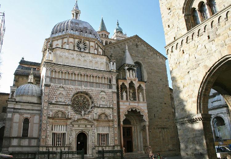 Catedral de Bérgamo