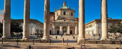 Colonne di San Lorenzo Milán