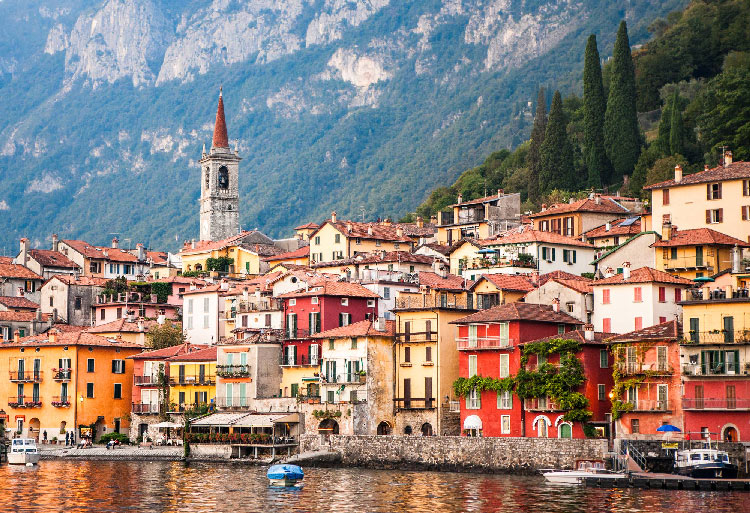Como Ciudad en Italia