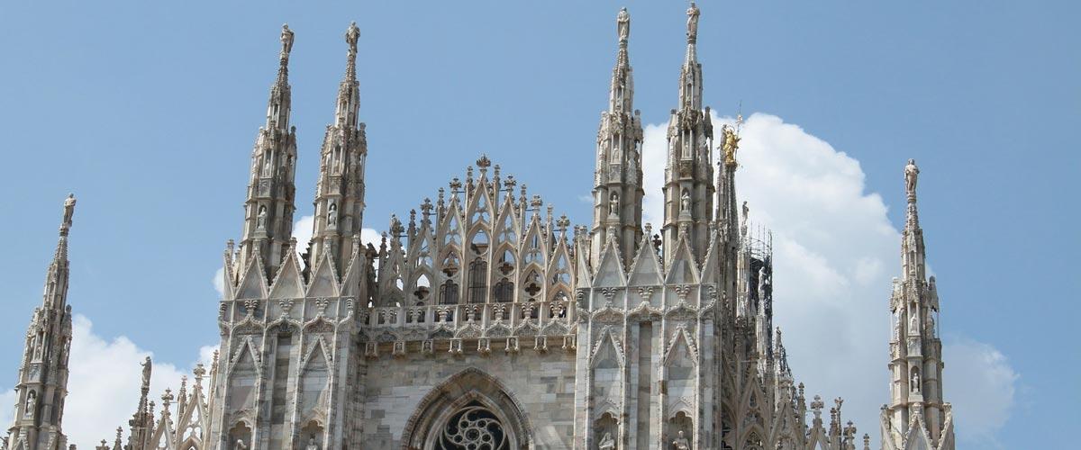 Donde alojarse en Milan