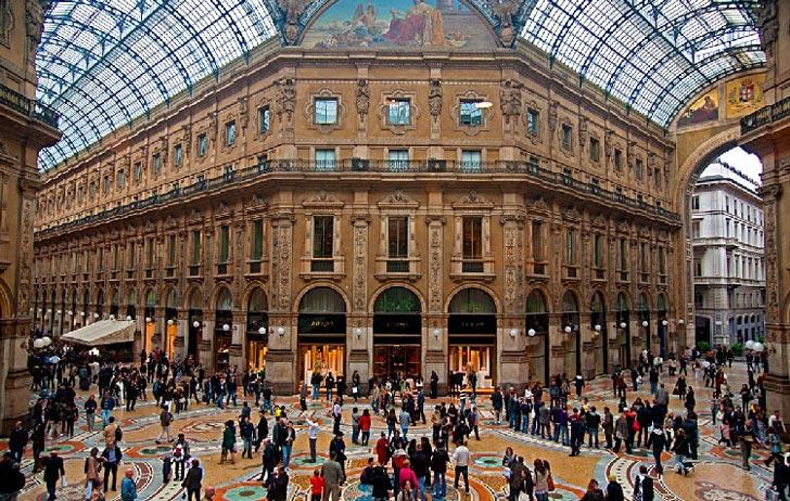Visitar la Galería Vittorio Emanuele II