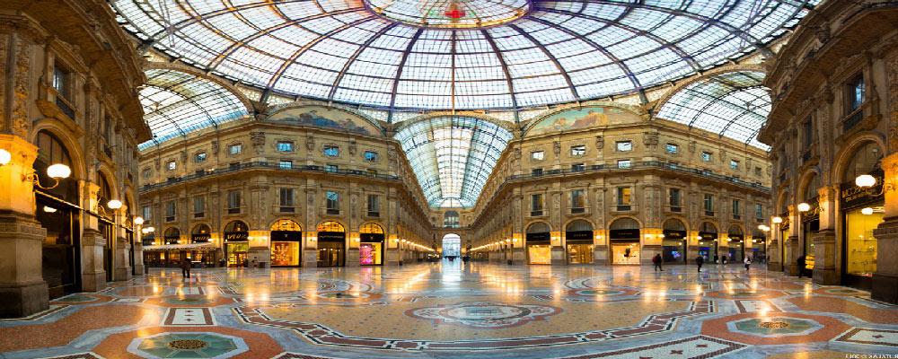 Galería Vittorio Emanuele Milán