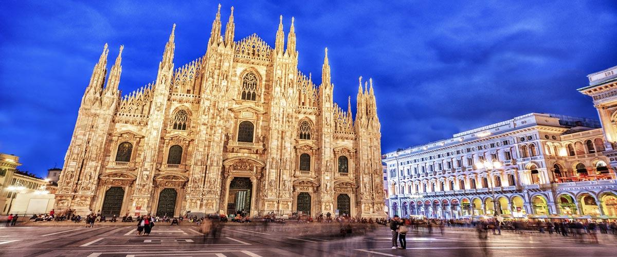 Que visitar en Milan