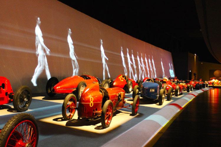 Museo Nazionale dell' Automobile