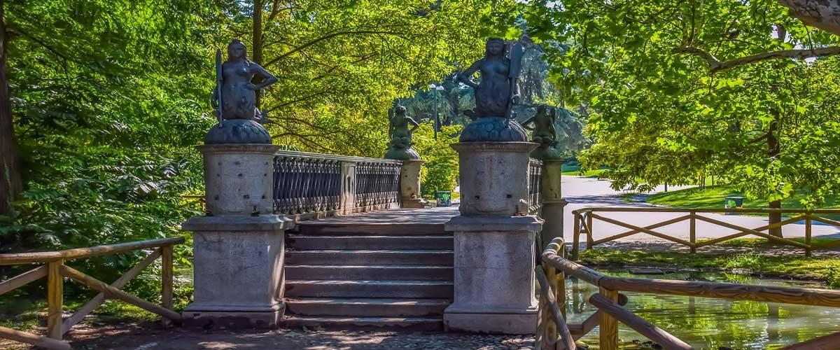 Parques y Jardines en Milán