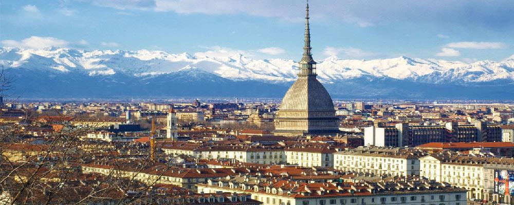 Viajar a Turin