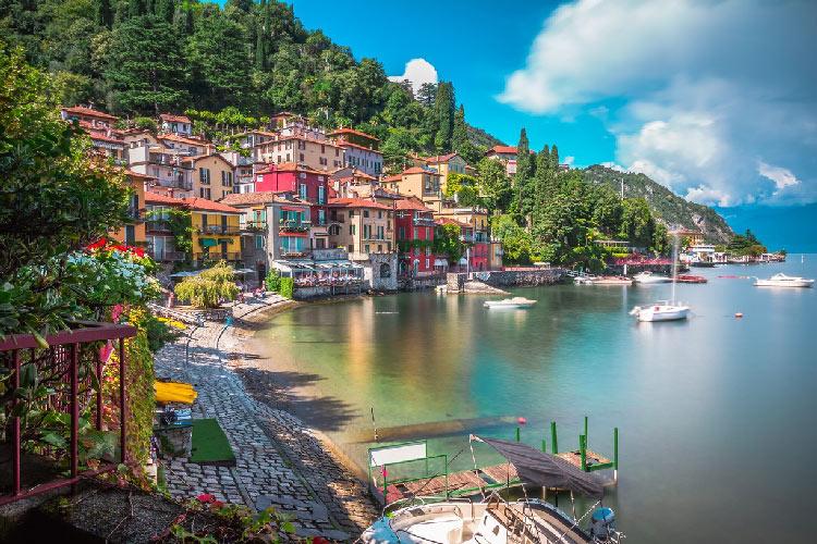 Varenna Localidad en Italia