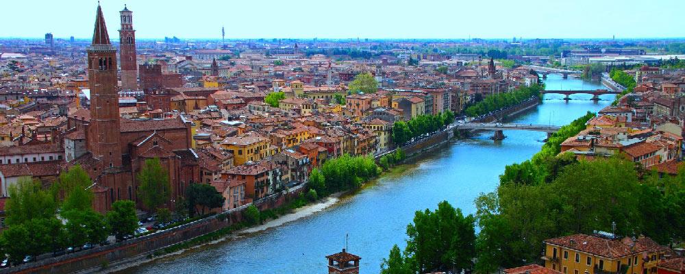Viajar a Verona