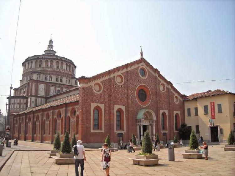 Visitar la Última Cena en Milán