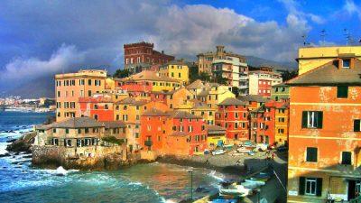Visitar Genova, Italia