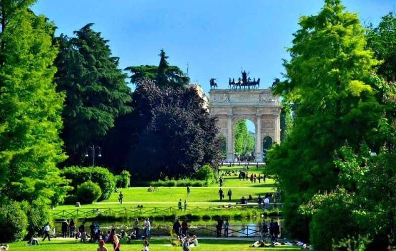 Parques Sempione