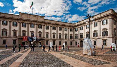 Visitas palacio Real de Milan